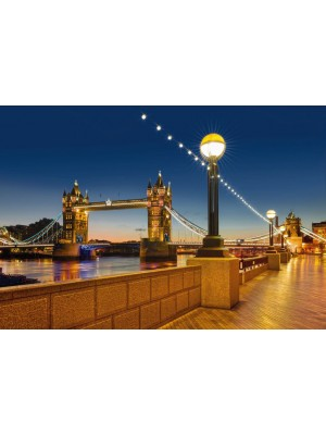 Wallpaper - Tower Bridge London- Size: 368 X 254